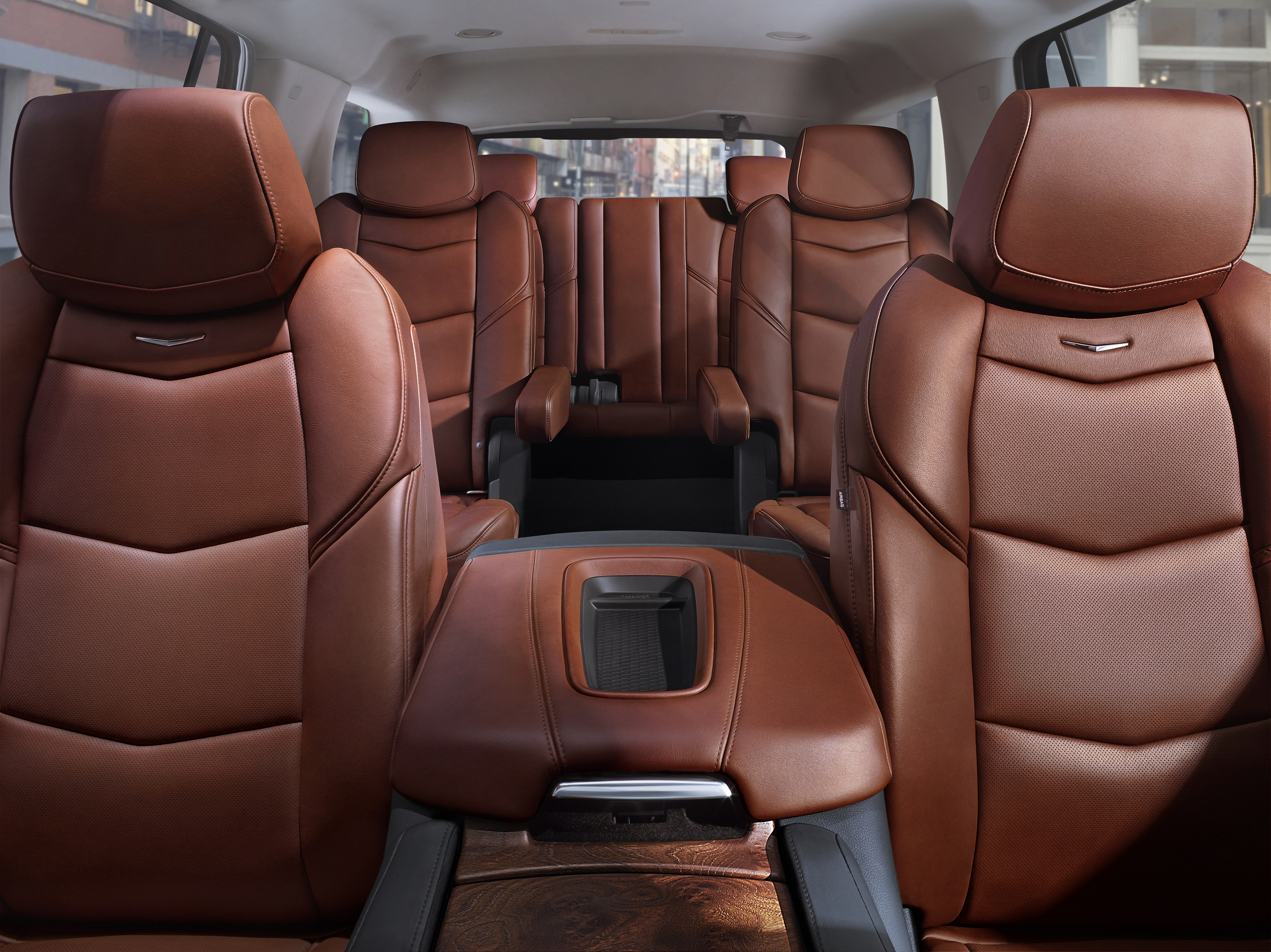 2017 Escalade Interior Design Metroplex Cadillac Dealers