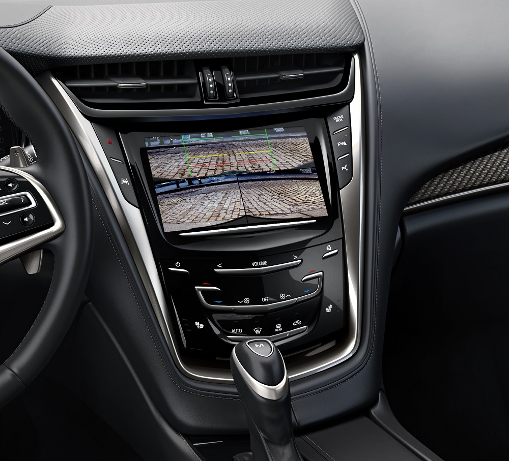 2017 CADILLAC CTS-V TECHNOLOGY AND CONNECTIVITY ...